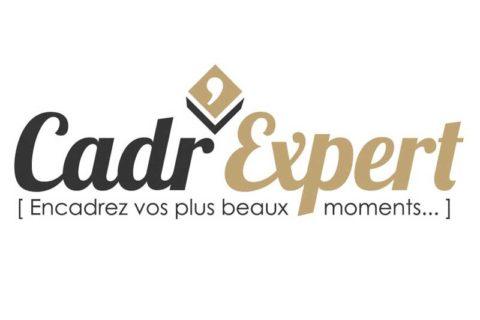 Création du logo pour Cadr'expert - Inspire, infographiste - Rennes