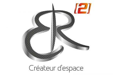 """Création du logo """"Br2"""" par Inspire, infographiste Webdesigner."""